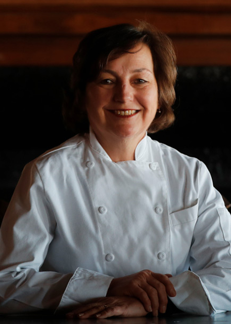 Chef Teri Brazill - Fine dining - Shorewood Country Club
