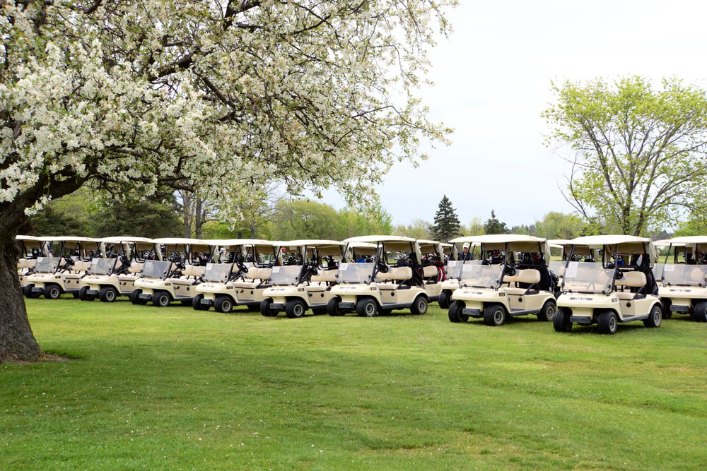 Golf Carts - Shorewood Country Club