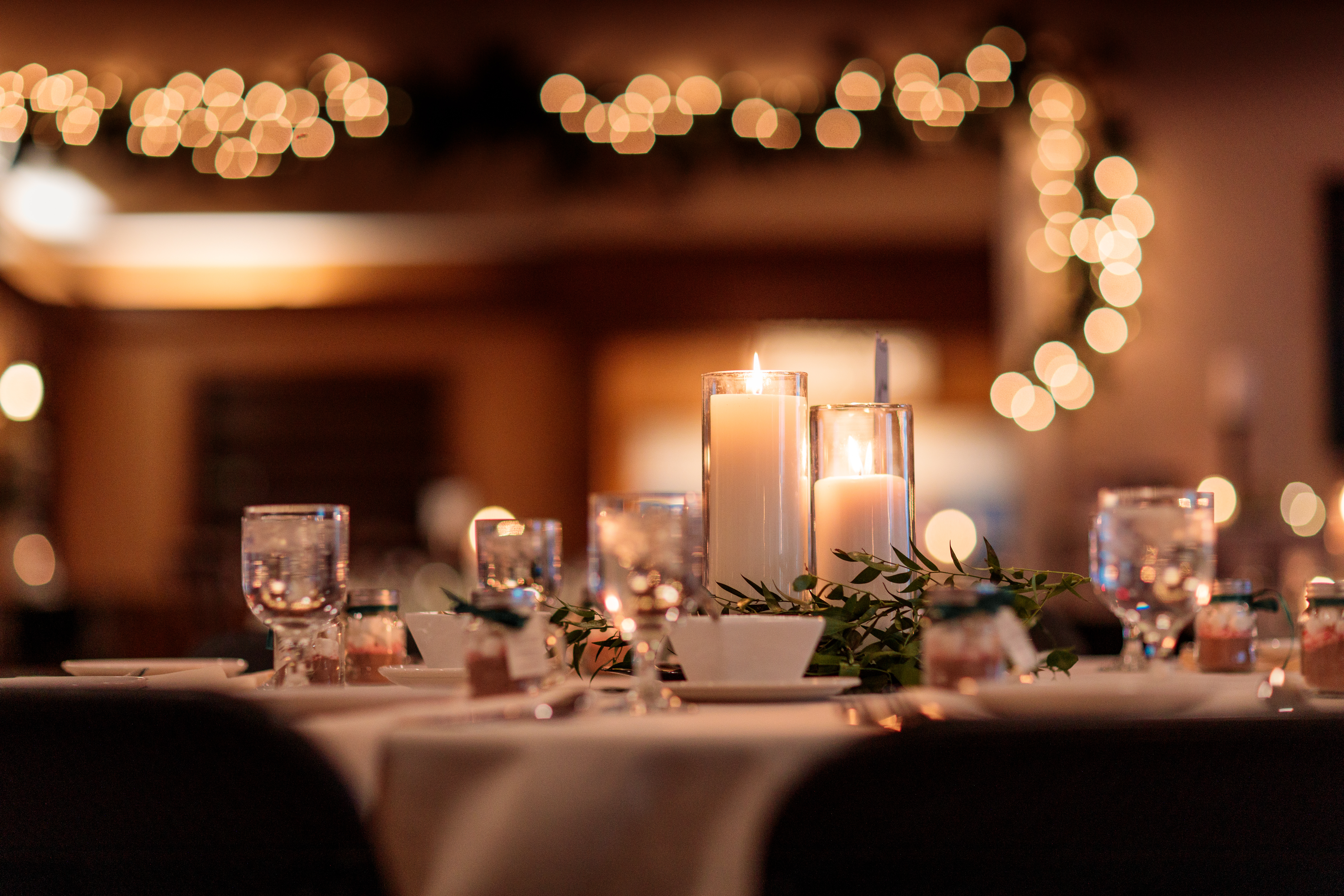 Reception - Wedding - Event - Fine Dining - Shorewood Country Club